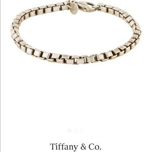 Tiffany & Co Venetian Link Bracelet